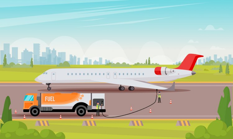 An Environmental Wonder: Jet Fuel Can Now Be Made From Plastic Waste