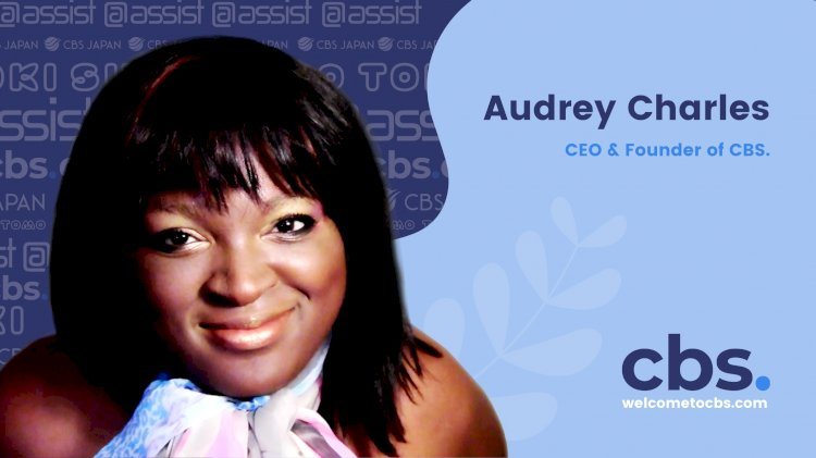 Futurpreneur Canada Announces Edmonton-based company CEO & Founder, Audrey Charles, as a Canadian Delegation at the G20 YEA 2021