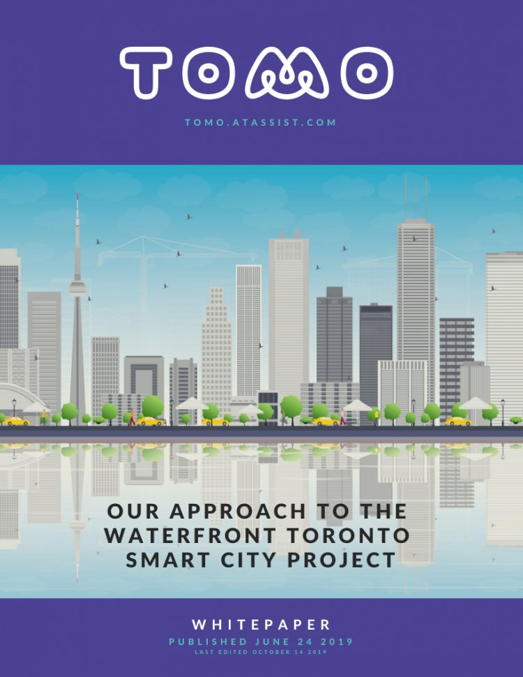 Waterfront Toronto Whitepaper